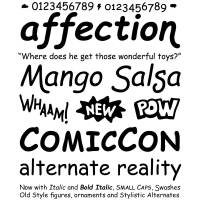 The Comic Sans Comitragedy