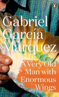 a very old man with enormous wings thesis thomas september 10, 2013 english 101 (essay 1) a very old man with enormous wings gabriel marquez' use of the supernatural in a very old man with enormous wings.