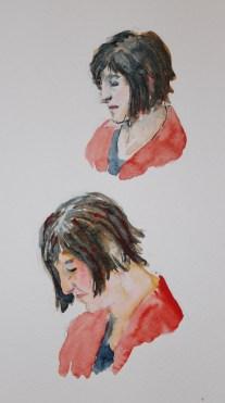 Suz watercolour
