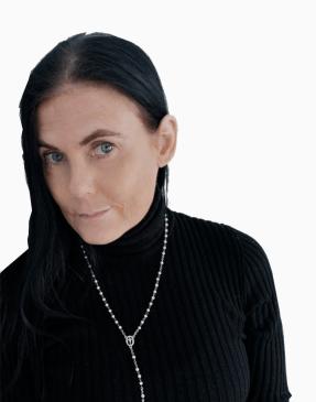 Writer Rebecka Jager