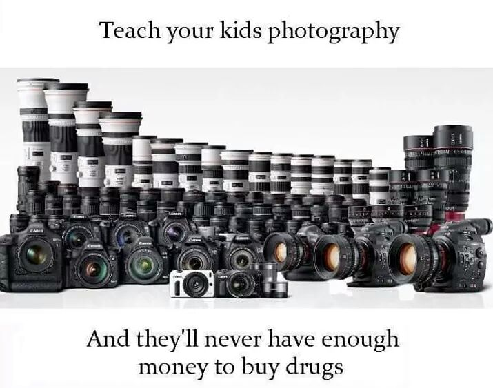 teach your kids photography