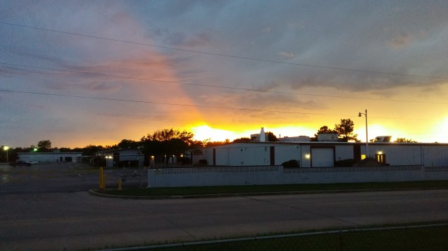 oklahoma sunset, nature, Rebekah Loper