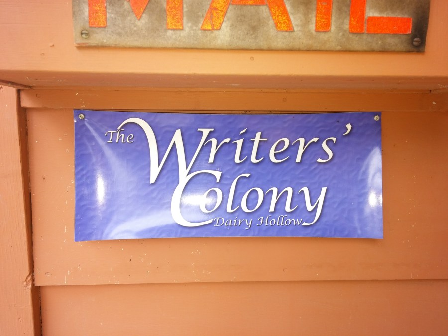 The Writers Colony at Dairy Hollow, Eureka Springs, Arkansas