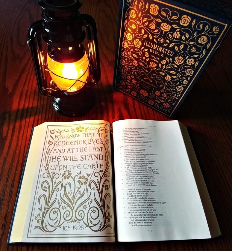 ESV Illuminated Bible review