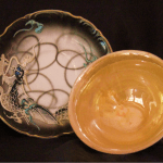 The Dragon Cup and Saucer
