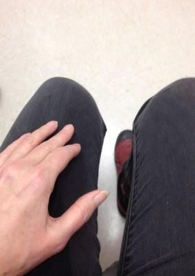 The Telltale Hand