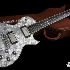 Gibson Guitar Pickup Wiring Diagrams Range Rover P38 Air Suspension Diagram 1987 Zemaitis Pearl Front | Rebel Guitars