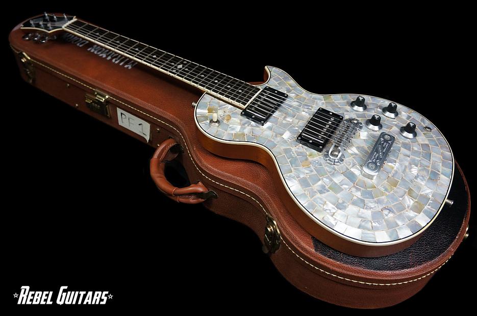 guitar 3 pickup wiring diagrams marine fuel gauge diagram 1987 zemaitis pearl front | rebel guitars