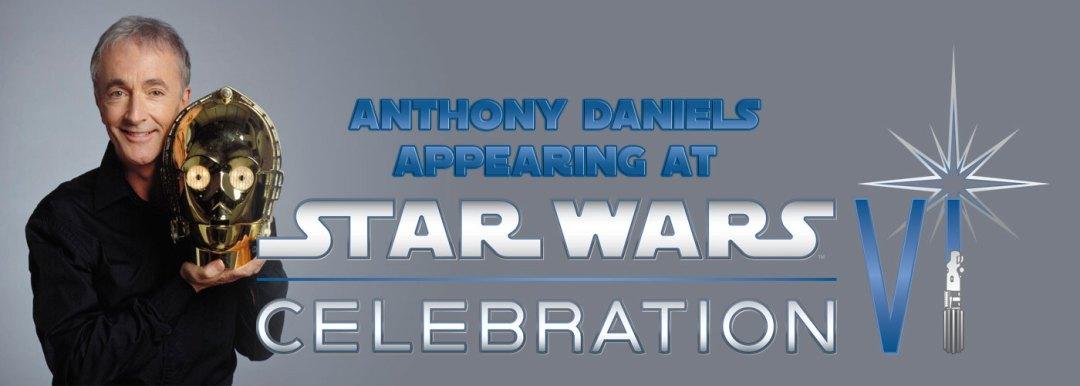 Anthony Daniels at Celebration VI