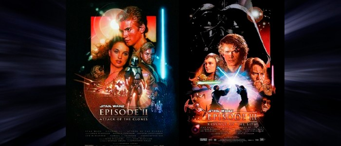 Attack of the Clones & Revenge of the Sith 3D Release Dates Announced!