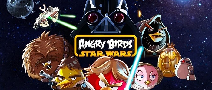 Angry Birds Star Wars Officially Announced