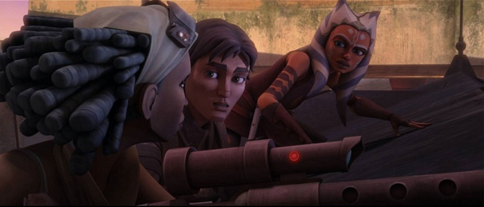 """The Official Clone Wars Episode Guide: """"Front Runners"""""""