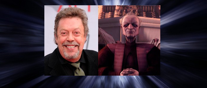 Tim Curry Is The New Voice Of Palpatine