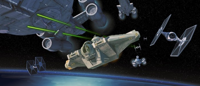 Some New Rumored Plot Details For Star Wars Rebels
