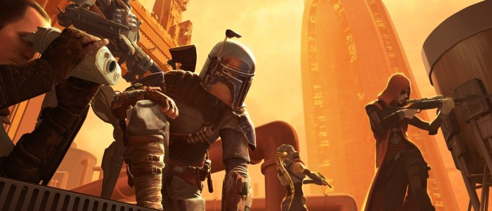 New Details About What Star Wars 1313 Could've Been