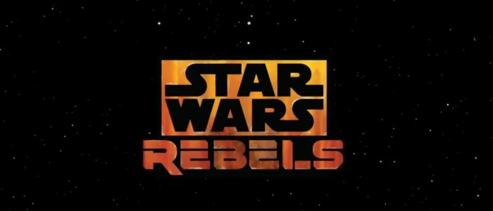 Star Wars Rebels Looks To Premiere In October