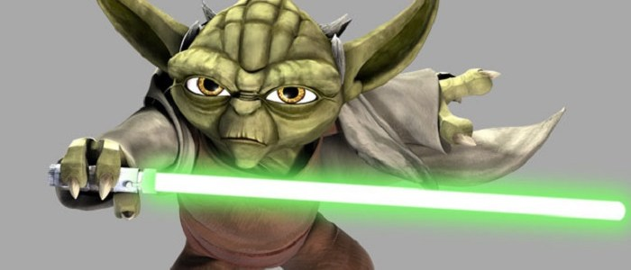 The Yoda Arc From The Bonus Content Screened At Lucasfilm