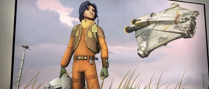 Ezra Bridger Officially Revealed!