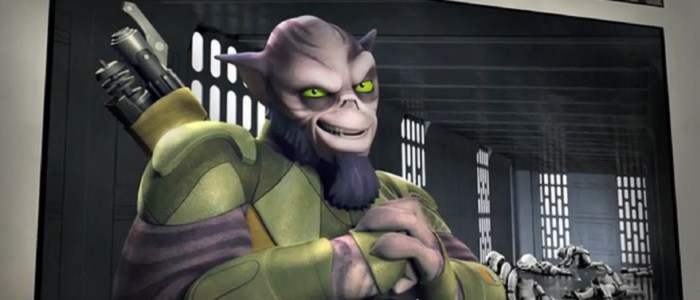 Zeb Orrellos Offcially Revealed!