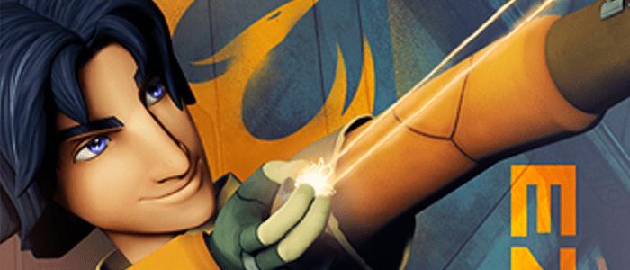 New Ezra Character Poster