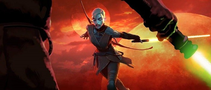 The Unfinished Clone Wars Arc Featuring Asajj Ventress & Quinlan Vos Is Becoming A Novel!
