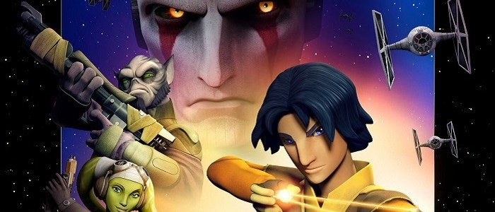 Details On The Heroes Of Star Wars Rebels Panel At San Diego Comic Con!