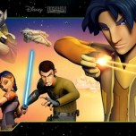 Report That Star Wars Rebels Season 1 Is Coming To DVD & Blu-ray September 1st