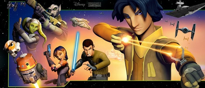 Star Wars Rebels Season 1 Officially Releasing On Blu-ray & DVD On September 1st!