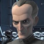 First Look At Grand Moff Tarkin In Star Wars Rebels!