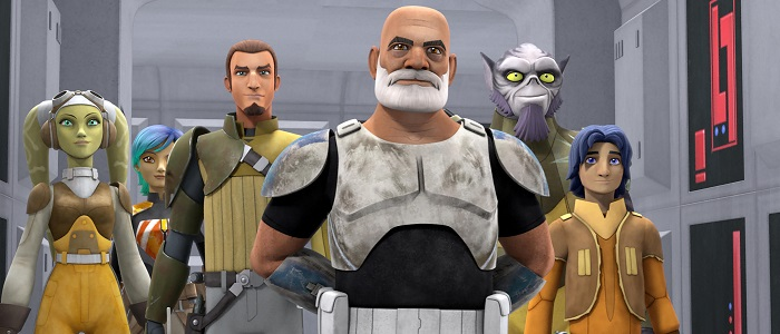 Star Wars Rebels Season 2 Is Coming To NYCC!