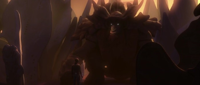 New Clip From The Season 3 Premiere Featuring Bendu
