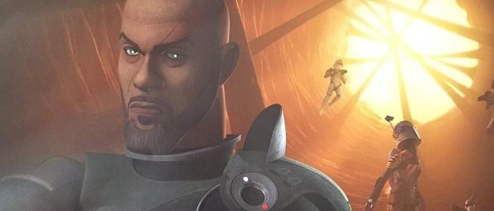 Saw Gerrera Is Coming To Star Wars Rebels!