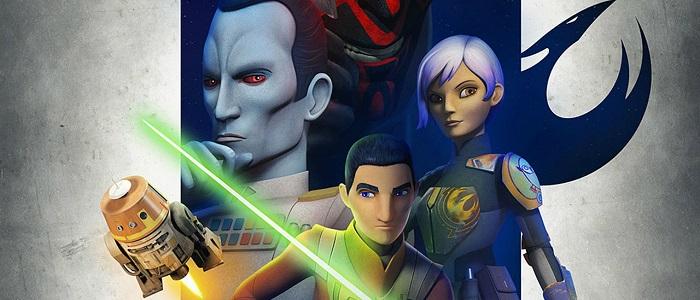 Star Wars Rebels Receives Emmy Nomination