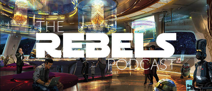 The Rebels Podcast: Special Report – D23