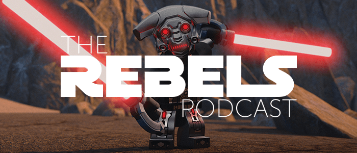 The Rebels Podcast: Freemaker S2 Episodes 7-8, The Lost Crystals of Qalydon & The Pit and the Pinnacle