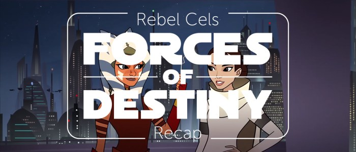 Forces of Destiny S1 Episode 6 – The Imposter Inside