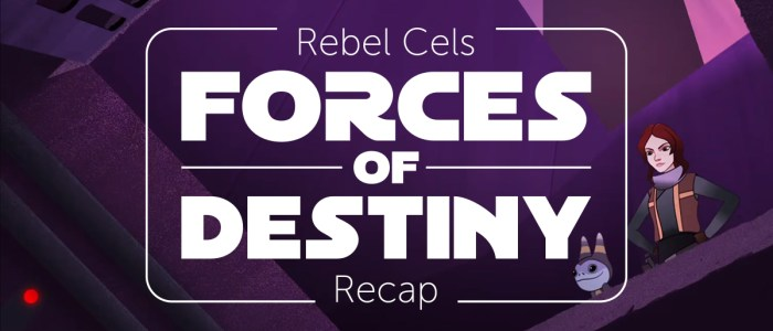 Forces of Destiny S1 Episode 7 – The Stranger