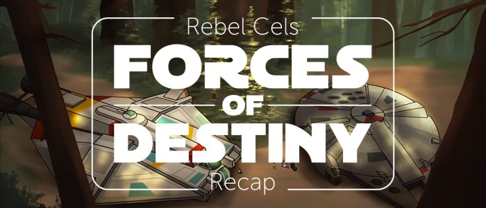Forces of Destiny S1 Episode 14 – An Imperial Feast