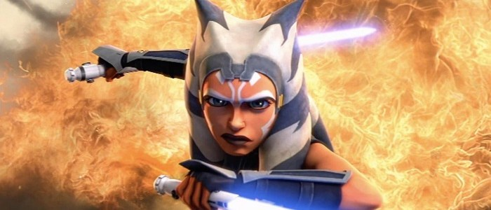 The Clone Wars Season 7 New Trailer & Details From Celebration Chicago