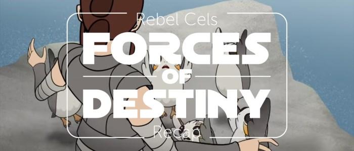 Forces of Destiny S2 Episode 8 – Porg Problems
