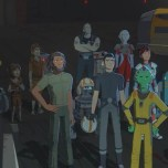 Star Wars Resistance Season 2 Episode Titles & Descriptions For October 2019