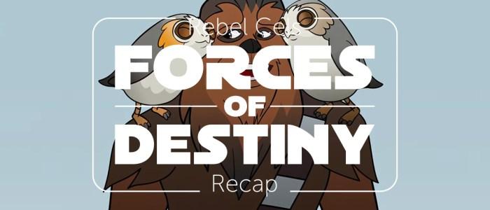 Forces of Destiny S2 Episode 12 – Porgs!