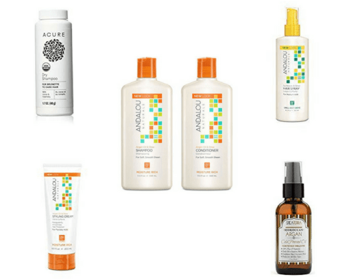 5 Amazing Organic Hair Care Products You Can Buy on Amazon