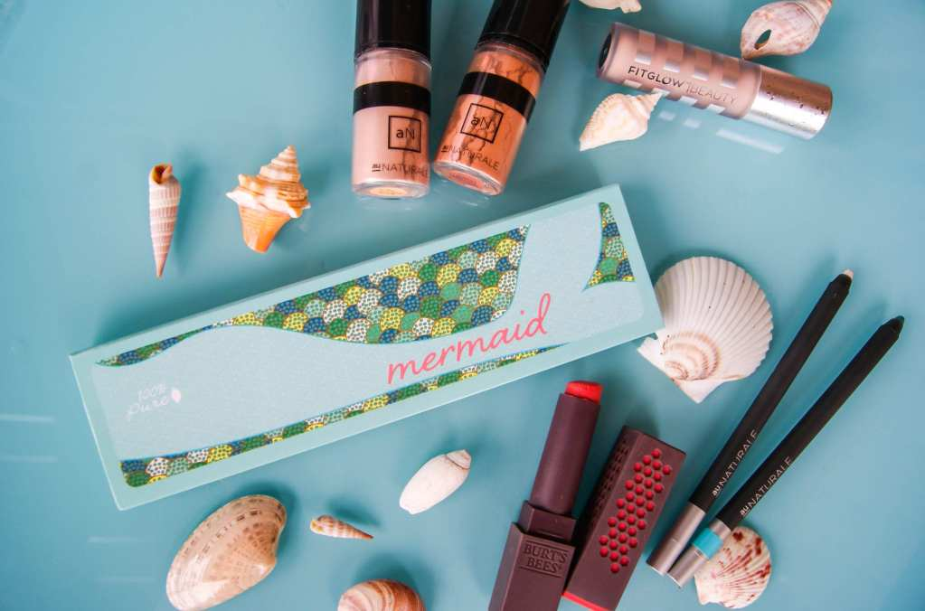 How to Create a Mermaid-Inspired Makeup Look Using Organic Beauty