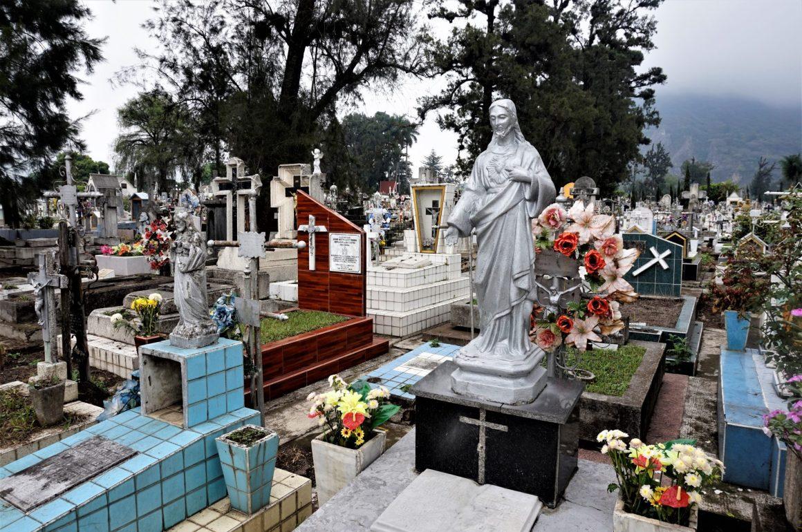 Cemetery of Orizaba