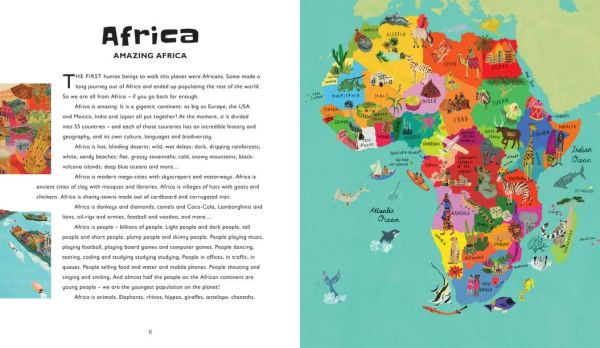 Amazing Africa Book Country By Country