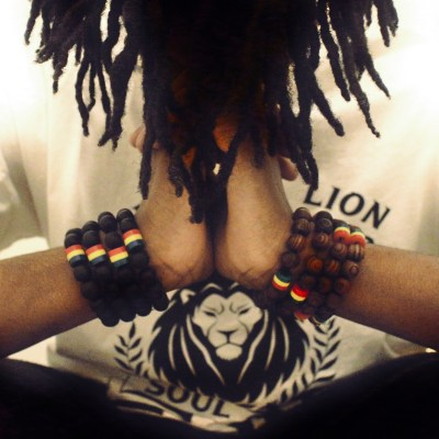 who Jah bless no man curse rasta bracelet rebeljewel
