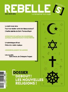 Couverture Rebelle(s) Mag n°4