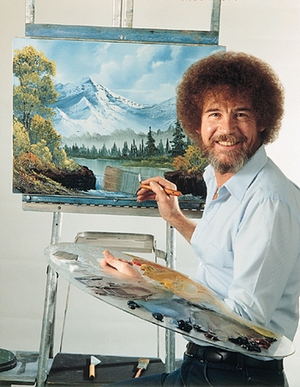 Can You Buy A Bob Ross Painting : painting, Spent, Months, Trying, Painting, Because, Nothing, Makes, Sense, Anymore, Rebellious, Magazine
