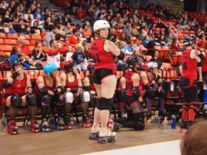 Chicago roller derby 2